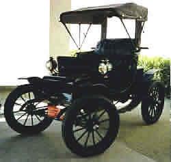 elektromobil baker von 1904. Black Bedroom Furniture Sets. Home Design Ideas