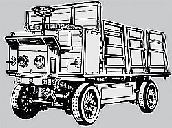 Commercial Electric Truck