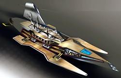 Futuristische luxusyachten  Achmed Khammas - Das Buch der Synergie - Teil C - Mobile ...