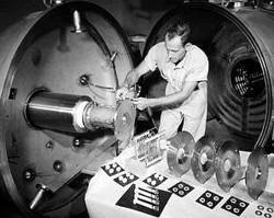 NASA-Ionenantrieb 1959