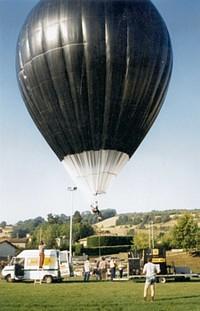 Domen-Solarballon