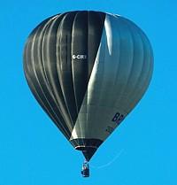 Solar-Hybrid-Ballon von Cameron
