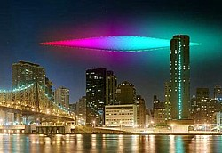 Skyglow Konzept Grafik