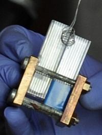 Aluminium Luft Brennstoffzelle