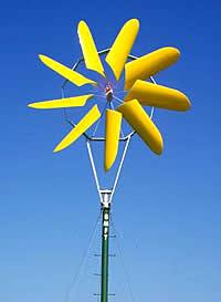Berwian windkonzentrator - Fahrradfelge basteln ...