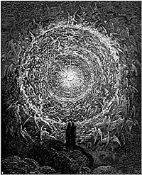 Dante-Illustration von Gustave Doré